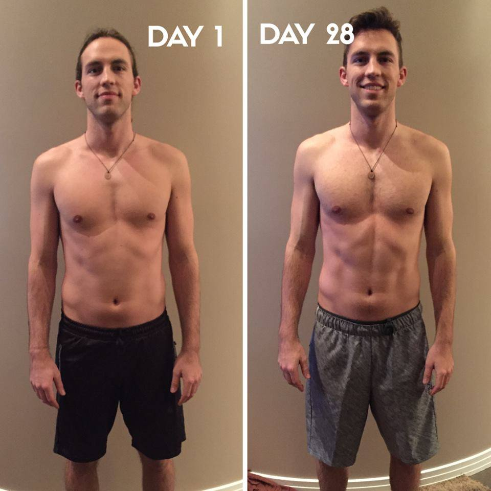 FINAL DAY!!! Check Out My Before/After Pic! – Ketosis For Beginners